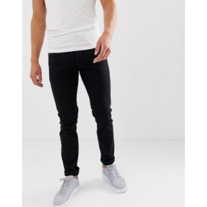 Diesel Thommer stretch slim fit jeans in 0688H stay black