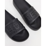 Hunter original sliders in black