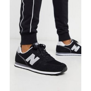 New Balance 373 sneakers in black