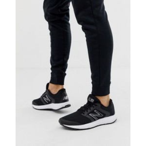 New Balance running 520 sneakers in black
