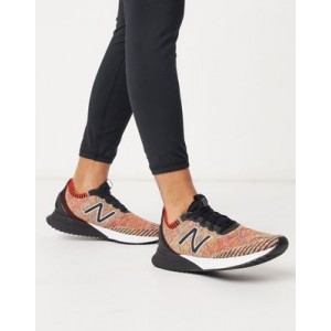 New Balance Running Fuel Cell Echo flyknit sneakers in multi