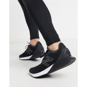 New Balance Running Fuelcell Echo sneakers in black