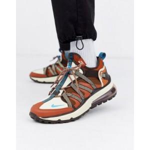 Nike Air Max 270 Bowfin sneakers in brown AJ7200-202