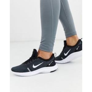 Nike Running Flex Experience RN8 sneakers in black