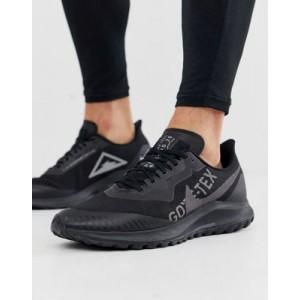 Nike Running Gore-Tex Air Zoom Pegasus 36 Trail sneakers in black