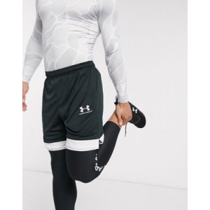 Under Armour Challenger shorts in black