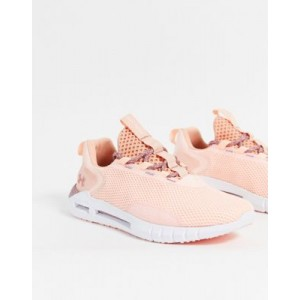 Under Armour Hovr sneakers in pink
