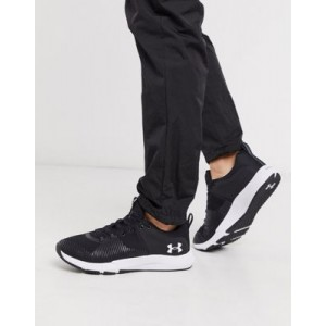 Under Armour Training Charged Engage sneakers in black