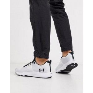 Under Armour Training Charged Engage sneakers in white