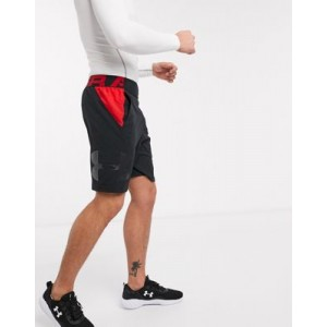 Under Armour Training vanish woven shorts in black