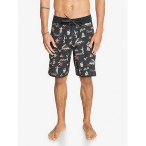 Highline Hi Scallop 19 Boardshorts 194476314058