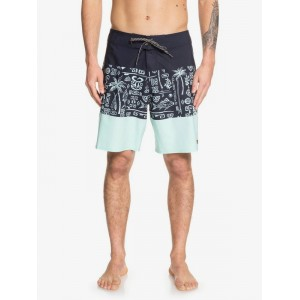 Waterman Liberty Triblock 19 Boardshorts 192504217517