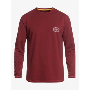Waterman Gut Check Long Sleeve UPF 50 Surf Tee 192504339882