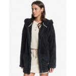 Light Of The Night Hooded Sherpa Jacket