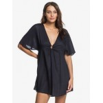 Timeless Lover Mid Sleeve Beach Cover Up