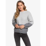 Polaroid Girl Chunky Knit Sweater