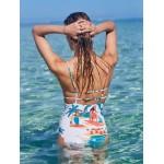 Printed Beach Classics One Piece Swimsuit