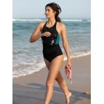 ROXY Fitness One Piece Swimsuit