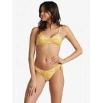 Printed Beach Classics Bralette Bikini Top