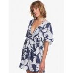 Summer Cherry Cover Up Beach Dress