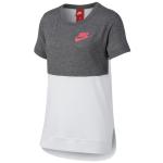 Nike NSW Novelty Short Sleeve Top - Girls' Grade School