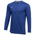 Nike Team Authentic 1/2 Zip Coaches Top - Men's