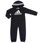 adidas Three-Stripe Coverall - Boys' Infant