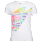 Nike Painted Futura T-Shirt - Girls' Grade School