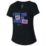 Nike Awesome T-Shirt - Girls' Grade School
