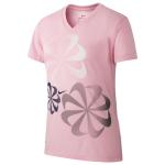 Nike Pinwheel Legend T-Shirt - Girls' Grade School
