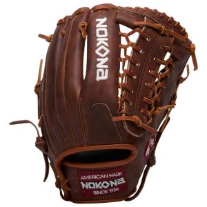 Nokona Walnut Modified Trap Web Fielder's Glove - Men's