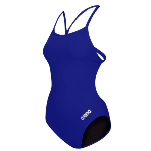 Arena Master Thin Strap Open Racerback Swimsuit - Women's