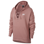 Nike Rally Lace-Up Hoodie - Women's
