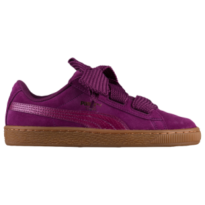 PUMA Suede Heart - Girls' Grade School