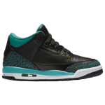 Jordan Retro 3 - Girls' Grade School