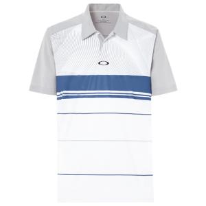 Oakley Aero Motion Block Golf Polo - Men's