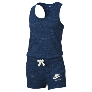 Nike Gym Vintage Romper - Girls' Grade School