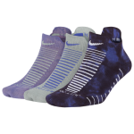 Nike 3 Pk Max Cushion No Show Training Socks - Women's