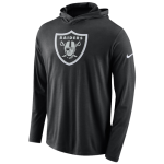Nike NFL L/S Hooded T-Shirt - Men's