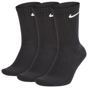 Nike 3 Pack Dri-FIT Cotton Crew Socks - Men's