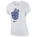 Nike Basketball Peace T-Shirt - Girls' Grade School