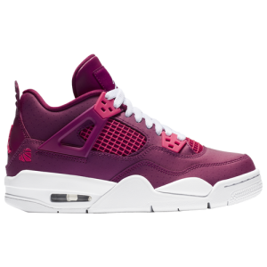 Jordan Retro 4 - Girls' Grade School