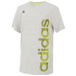 adidas Supreme Logo Short Sleeve T-Shirt - Boys' Toddler