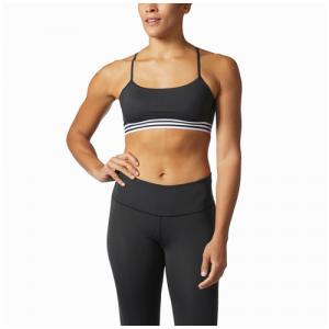 adidas Three Stripe Low Impact Bra - Women's