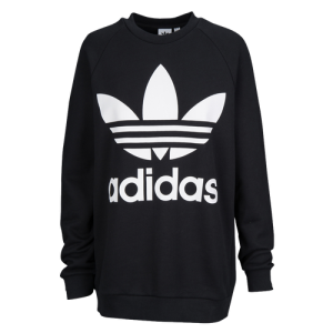 adidas Originals Adicolor Trefoil Oversized Sweatshirt - Women's