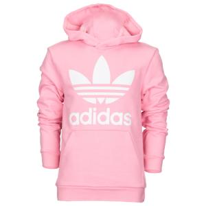 adidas Originals Adicolor Trefoil Hoodie - Girls' Grade School