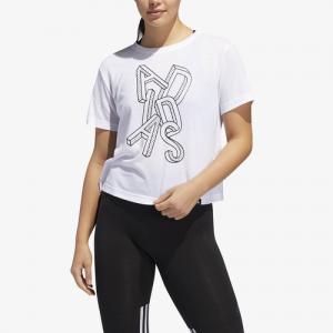 adidas Athletics Photoreal Scoop T-Shirt - Women's
