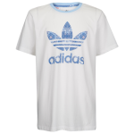 adidas Originals Culture Clash T-Shirt - Girls' Grade School