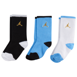 Jordan Crew 3 Pack Socks - Boys' Infant