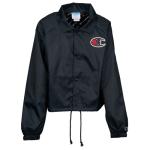 Champion Sublimated Big C Cropped Coaches Jacket - Women's